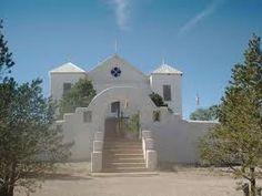 San MIguel Del Bado Church in San Miguel NM USA
