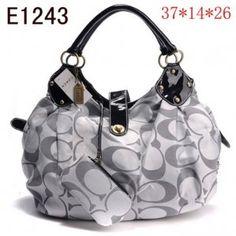 Coach purse that I luv