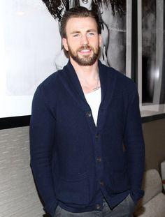 Pin for Later: These Celebrity Guys Are More Than Just Funny — They're Sexy, Too Chris Evans