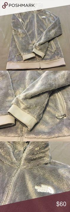 The North Face Fleece Jacket Brand New Jacket without tag. Silver Grey Fleece Jacket The North Face Jackets & Coats