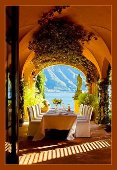 Lago Como - Itália