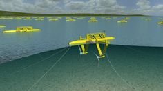 Tidal Energy Platform to Float Off Dutch Coast - The device will be tested for use in remote locations. Plans are to connect it to the grid for in the first half of 2015.