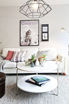 Love the light shade | Passé recomposé (via Bloglovin.com )