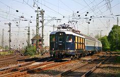 SLM/BBC/MFO/SAAS Electric Locomotive in Kalk in Germany