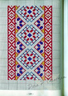 Gallery.ru / Фото #87 - Kereszteszemes Himzesmintak - Dora2012