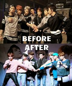 KİNG7 Before-After ♡~♡