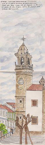 Betanzos - Iglesia-Convento de Santo Domingo