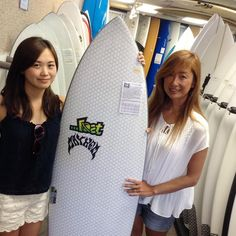 Thank you for coming from Sendai enjoy the new Lost Libtech Short Round and Sub Buggy at Sendai Shinko! #Sendai #surfboard #mahalo #hawaiiansouthshore #yoursurfboutique @libtechsurf @lostsurfboards @lost9193