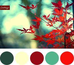 Todo mundo pronto para a inspiração do mês?? Nada melhor que um pouco de vermelho pra aquecer nosso inverno, né?? Então aproveitem o friozin...