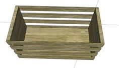 Build your own wooden crates