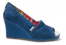 TOMS shoes, how cute !