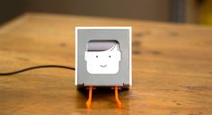 Little Printer is the delightful web-connected printer that lives in your home.