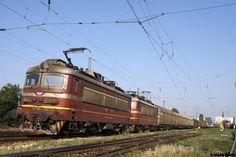 Bulgaria - BDŽ Cargo 45 186.4 / Iskur — Trainspo