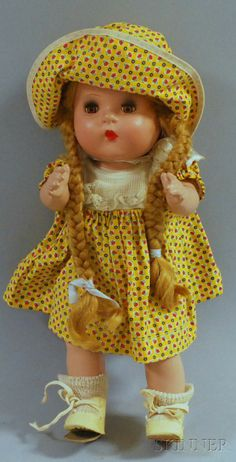 Horseman Composition Baby Doll | Sale Number 2534M, Lot Number 21 | Skinner Auctioneers