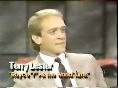 interview Terry Lester 1993 - YouTube