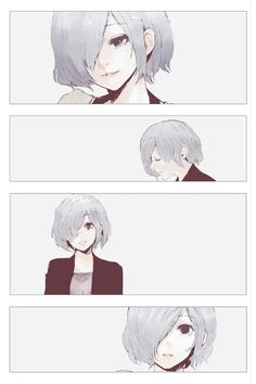 Touka on Tokyo Ghoul:re