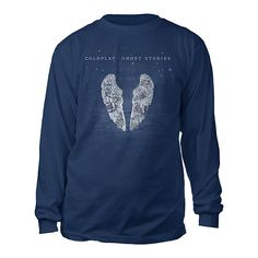 Coldplay Ghost Stories Shirt Mens size Sm $30