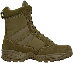 Maelstrom Men's Tac Force 8 Inch Zipper Tactical Boot * You can get more details by clicking on the image.