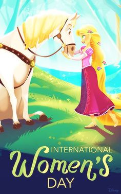 Happy International Women's Day! (March 8)