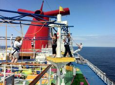 Lots of ways to stay #healthy while on a #cruise #vacation.