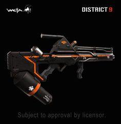 District 9 Gas Projector - Google Search