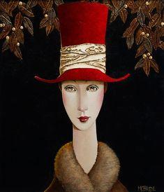Estelle in Winter, by Danny McBride