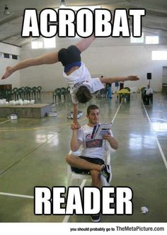 The True Acrobat Reader