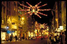 Christmas Illumination in London - 照明探偵団
