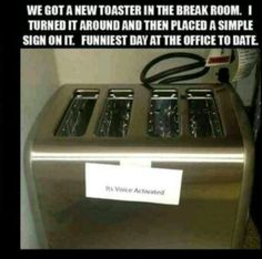The Best April Fools Pranks You Should Attempt This Year Photos) Lol, Haha Funny, Funny Stuff, Funny Things, That's Hilarious, Funny Shit, Random Stuff, Funny Pranks, Funny Memes