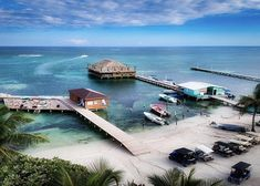 See the best of Belize in 1 week with this Ultimate Belize Itinerary. 7 days of exploring the islands and the jungles so you can experience it all. Map Of Belize, Belize City, Tropic Air, Belize Barrier Reef, Caye Caulker, Bay Village, Dive Resort, Ambergris Caye, Hopkins Belize