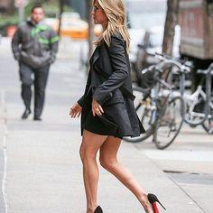 Her legs tho