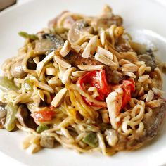 Skip Chinese takeout and try a dinner option that's just as easy and even more delicious. A flavorful blend of savory soy sauce, spicy ground ginger, and stir-fry vegetables brings Asian flavor to the table in no time. $2.27 per serving