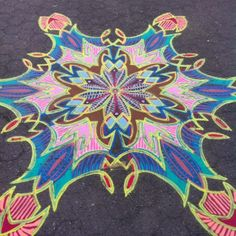 Finished it's cold Sand Painting, Sand Art, Circle Art, Sidewalk Chalk, Creative Design, It Is Finished, Cold, Prints, Paintings