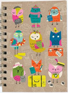 print & pattern: STATIONERY