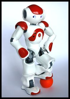 Nao is Alderbaran's premier developmental robot.