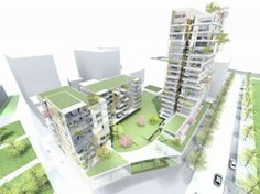 142 Dwellings Competition Proposal (2)