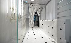 White out: Maison Margiela draws back the curtain on its latest flagship store in Milan | Fashion | Wallpaper* Magazine