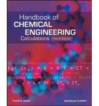 Handbook of Chemical Engineering Calculations By (author) Tyler G. Hicks, By (author) Nicholas P. Chopey -Free worldwide shipping of 6 million discounted books by Singapore Online Bookstore http://sgbookstore.dyndns.org