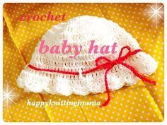 小さな桜の編み方:リリヤーン【かぎ針編み】編み図・字幕解説 How to Crochet Cherry Blossom / Crochet and Knitting Japan - YouTube