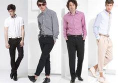 traje para formatura masculino camisa e calça