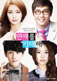 Looking Forward to Romance/Waiting for Love/Hope for Dating (2013 Korean TV Movie) starring Daniel Choi, BoA, Kim Ji Won, and Siwan