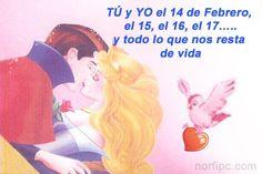 Para los que están enamorados el Día del Amor es cualquier fecha del año, no solo el 14 de febrero.