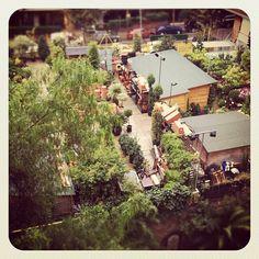 Las vistas de la agencia! :) #publicidad #garden #vistas #naturaleza #aire