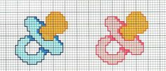 Cross Stitch For Kids, Cross Stitch Baby, Cross Stitch Charts, Cross Stitch Patterns, Crochet Book Cover, Crochet Books, Cross Stitching, Cross Stitch Embroidery, Embroidery Patterns