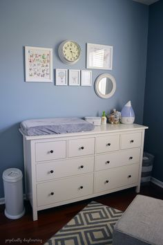 Logan's Nursery - Perpetually Daydreaming