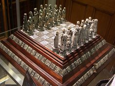 Cool chess set | Flickr - Photo Sharing!