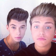 Stereo Kicks: James and Charlie James Graham, Brotherly Love, Magcon, My Boys, Two By Two, Kicks, People, Bands, God