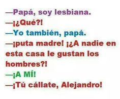 Tu callate Alejandro