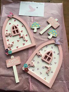 Fee-Tür-Baby-rosa von LilliepodShop auf Etsy                                                                                                                                                                                 Mehr
