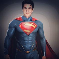 Superman Pictures, Josh Peck, Captain America, Dc Comics, Fanart, It Cast, Superhero, Fictional Characters, Instagram